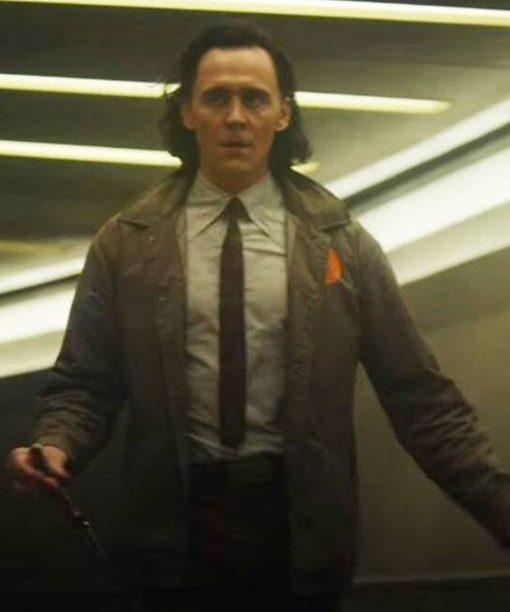 Loki Tom Hiddleston 2021 Jacket