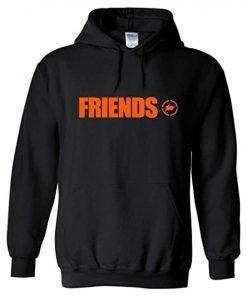 VLONE Friends Hooded Jacket
