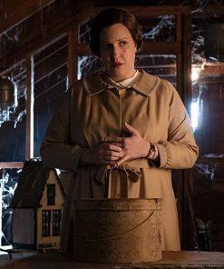 Why Women Kill Alma Fillcot Coat